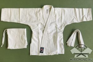 Кимоно Profi-Judo детское белое