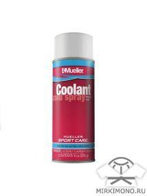 """Спортивная заморозка """"Mueller"""" Coolant Cold Spray 400 мл"""