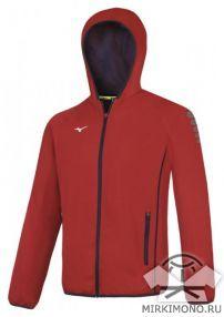 Спортивный костюм Мизуно красный