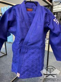 "Кимоно ""Hiku"" Shiai синее IJF"